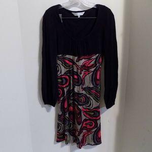 TRINA TURK Print Dress, size 0